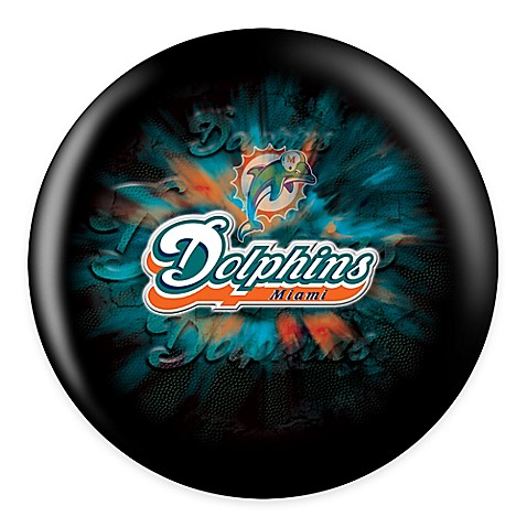 Nfl Miami Dolphins Bowling Ball Bed Bath Amp Beyond