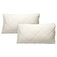 image of Greenbuds Quilted Pillow Cover/Protector