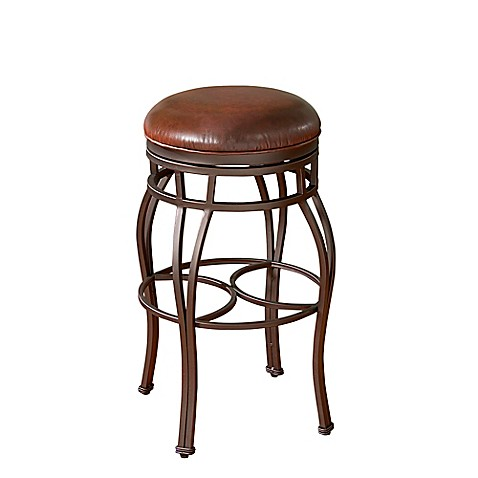 Buy American Heritage Bella Backless Counter Swivel Stool
