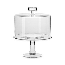 image of krosno june covered cake stand