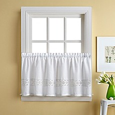 image of kendra window curtain tier pair