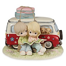 image of Precious Moments® Being with You is the Best Adventure Figurine