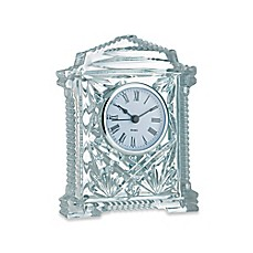 image of Galway Crystal Lynch Carriage Clock