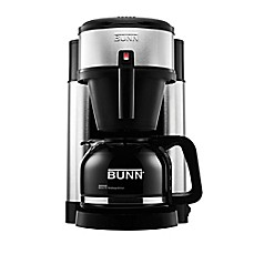 image of BUNN NHS Velocity Brew 10-Cup Coffee Brewer in Black