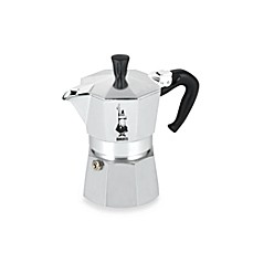 image of Bialetti® Moka Express 3-Cup Stovetop Espresso Maker