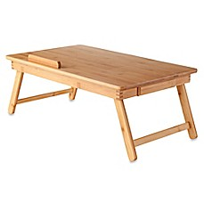 image of Baldwin Bamboo Lap Desk in Natural