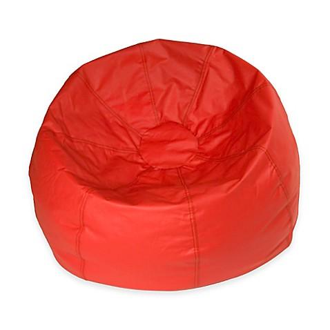 Round Matte Bean Bag Chair Bed Bath Amp Beyond