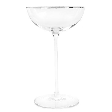 Olivia U0026 Oliver Madison Platinum Cocktail Glasses (Set Of ... Pictures Gallery