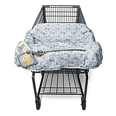 image of Boppy® Shopping Cart Cover in Sunshine