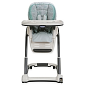 image of Graco® Blossom™ DLX 4-in-1 High Chair Seating System in Camden™