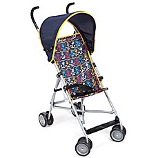 image of Cosco® Umbrella Stroller with Canopy in Anchors Away