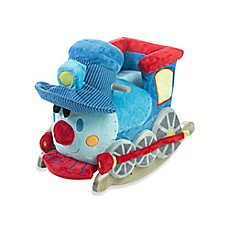 image of Rockabye™ Traxx Train Musical Play and Rock