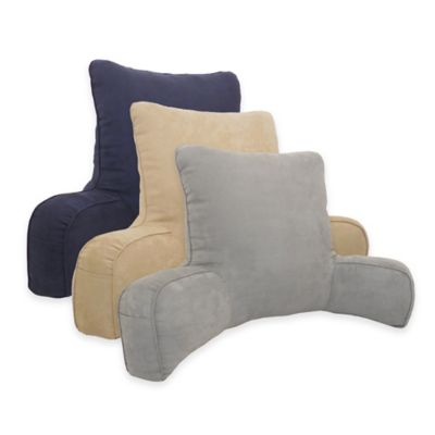 bed rest pillow with arms Bed Bath Beyond