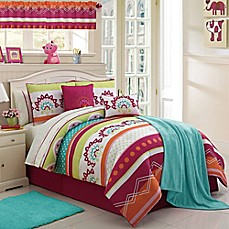 image of VCNY 11-13 Piece Vanessa Comforter Set