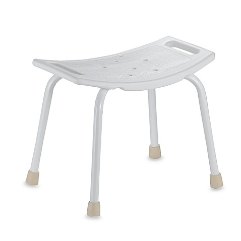 Moen® Home Care® Tub and Shower Seat in Glacier - Bed Bath & Beyond