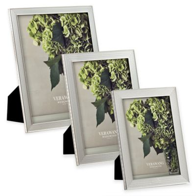 image of Vera Wang Wedgwood® With Love Nouveau Picture Frame