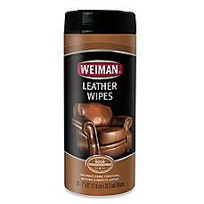 image of Weiman® Leather Wipes