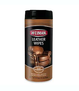 Weiman® Toallitas desechables para limpiar piel