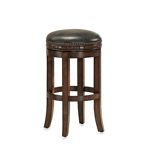 Buy American Heritage Sonoma Barstool In Suede From Bed