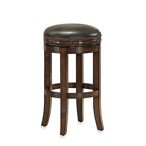 Buy American Heritage Sonoma Counter Stool In Suede From