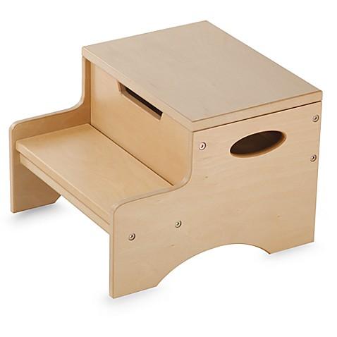 KidKraft® Step N' Store in Natural - buybuy BABY
