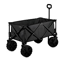 image of Picnic Time® All Terrain Adventure Wagon in Grey