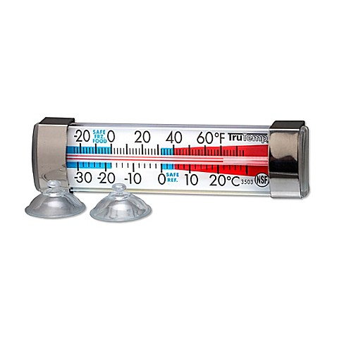Refrigerator Thermometer Bed Bath Beyond