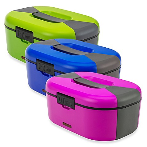 SmartPlanet (H)eat Plug-In Heated Lunch Box - Bed Bath & Beyond