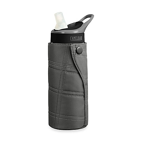 buy camelbak groove insulated sleeve for 6 liter groove water bottle in charcoal from bed bath. Black Bedroom Furniture Sets. Home Design Ideas