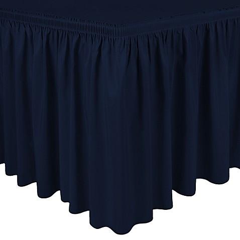 Shirred Table Skirt 42