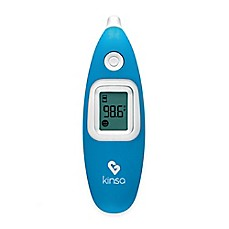 image of Kinsa Smart Ear Thermometer in Blue
