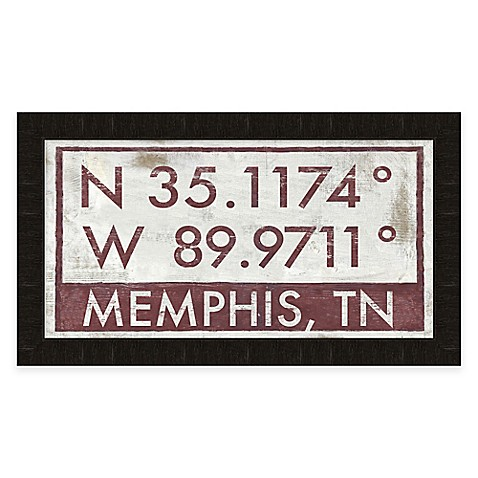 Memphis tennessee coordinates framed wall art bed bath Home decor stores memphis tn