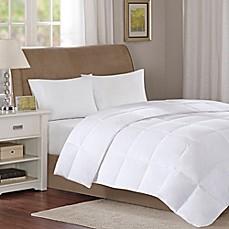 Image Of Sleep Philosophy True North 3M Light Warmth Down Comforter In White  ...