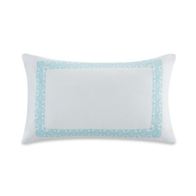 Echo Design Throw Pillows : Buy Echo Design Indira Oblong Throw Pillow in White from Bed Bath & Beyond