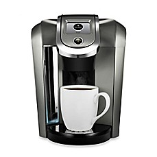 image of Keurig® HOT 2.0 K575 Plus Series Brewing System in Platinum