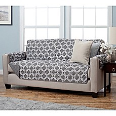 adalyn collection reversible sofa size furniture protectors - Slipcover Sofa