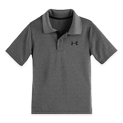 Under Armour Polo Shirt In Grey Buybuy Baby