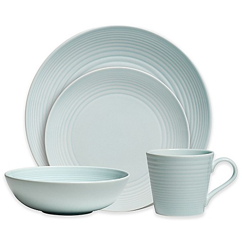 Gordon Ramsay by Royal Doultonu0026reg; Maze Dinnerware Collection ...  sc 1 st  Bed Bath u0026 Beyond & Gordon Ramsay by Royal Doulton® Maze Dinnerware Collection in Blue ...