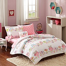 image of Mi Zone Wise Wendy Comforter Set