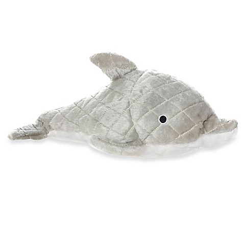 Mightyu0026reg; Pet Toys Dolphin Squeaker For Dogs ...