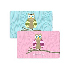 image of The Softer Side by Weather Guard™ Owl 23-Inch x 36-Inch Kitchen Mat