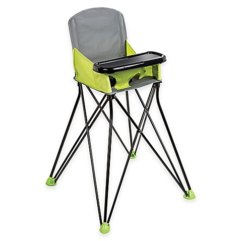 Summer Infant Pop 39 N Sit Portable High Chair In Green