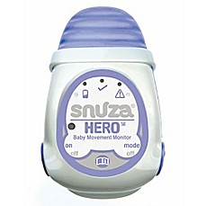 image of Snuza® Hero SE Baby Movement Monitor
