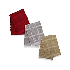 image of All-Clad Solid Dish Cloths (Set of 2)