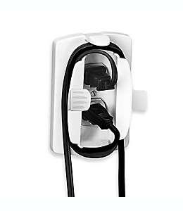 Protector para enchufe Safety 1st®, con acortador de cable
