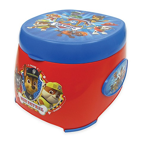 Buy Nickelodeon Paw Patrol 3 In 1 Potty Training System