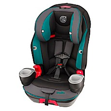 image of Evenflo® Evolve® 3-in-1 Combination Booster Car Seat in Waterfall Mist