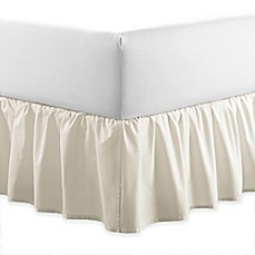 Queen King Amp Twin Size Bed Skirts Ruffled Bed Skirts