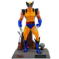 image of Marvel® Select Wolverine Action Figure