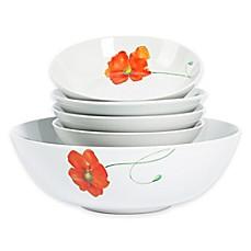 Wonderful Image Of Tabletops Gallery® Poppy 5 Piece Pasta Set